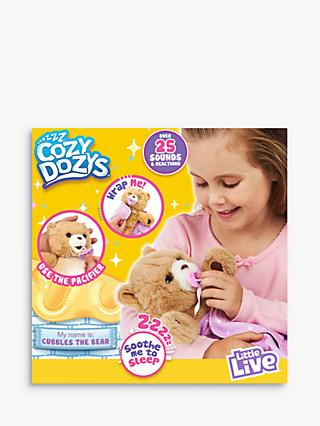 Little Live Pets Cozy Dozys Cubbles
