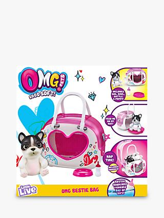 Little Live OMG Pets Bestie Bag