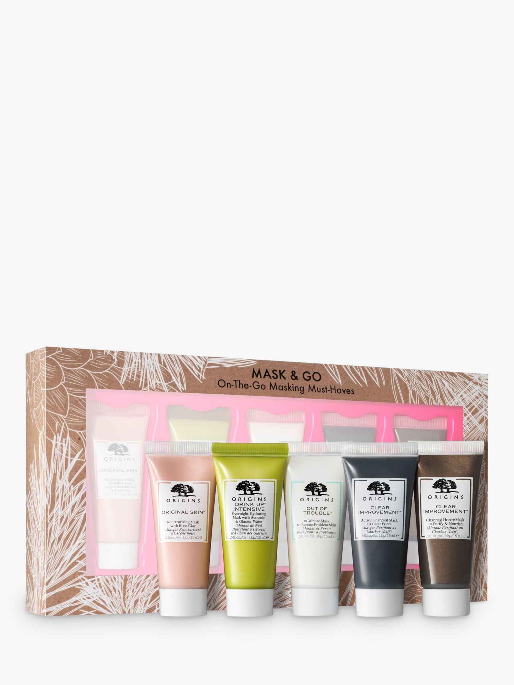 Origins Mask Go Skincare Gift Set At John Lewis Partners