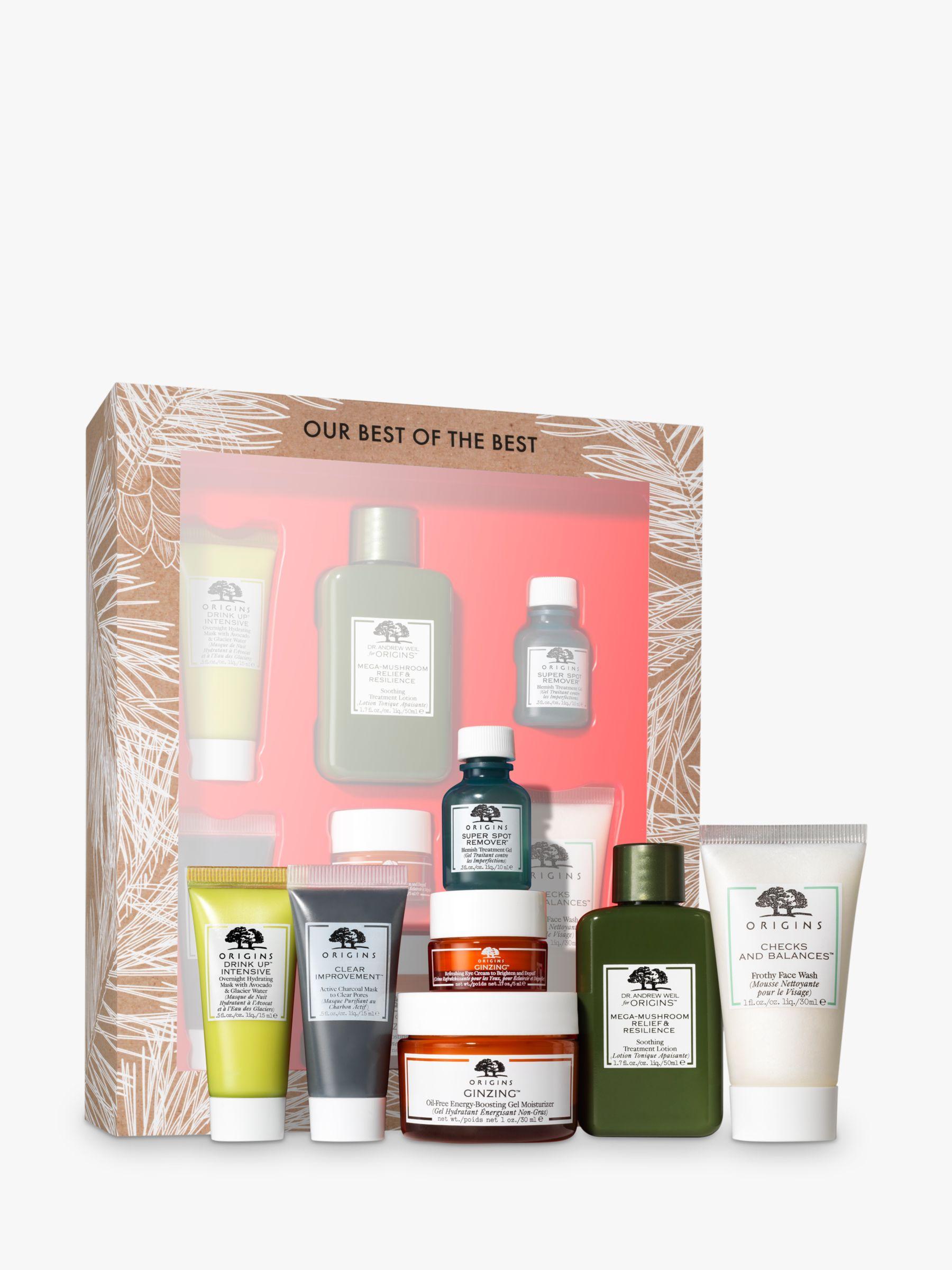 Origins Best Seller Skincare Gift Set At John Lewis Partners