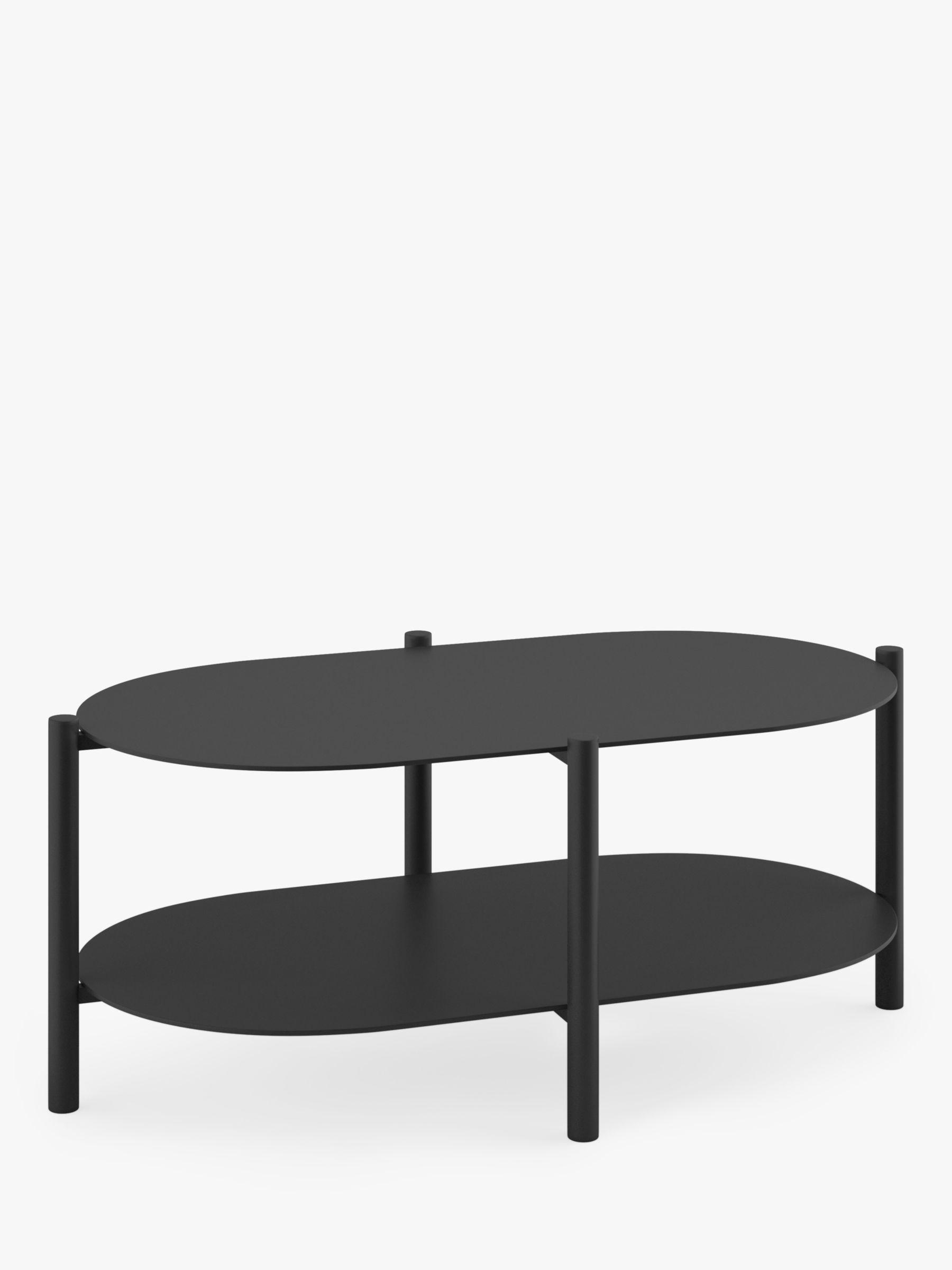 John Lewis & Partners Basket Oval Garden Coffee Table