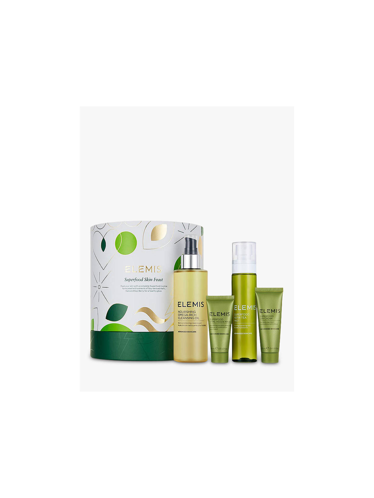 Elemis Superfood Skin Feast Skincare Gift Set by Elemis