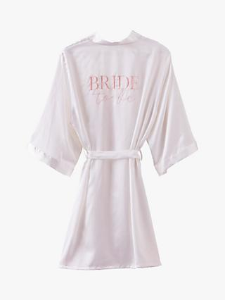Ginger Ray Rose Gold Bride to Be Dressing Gown