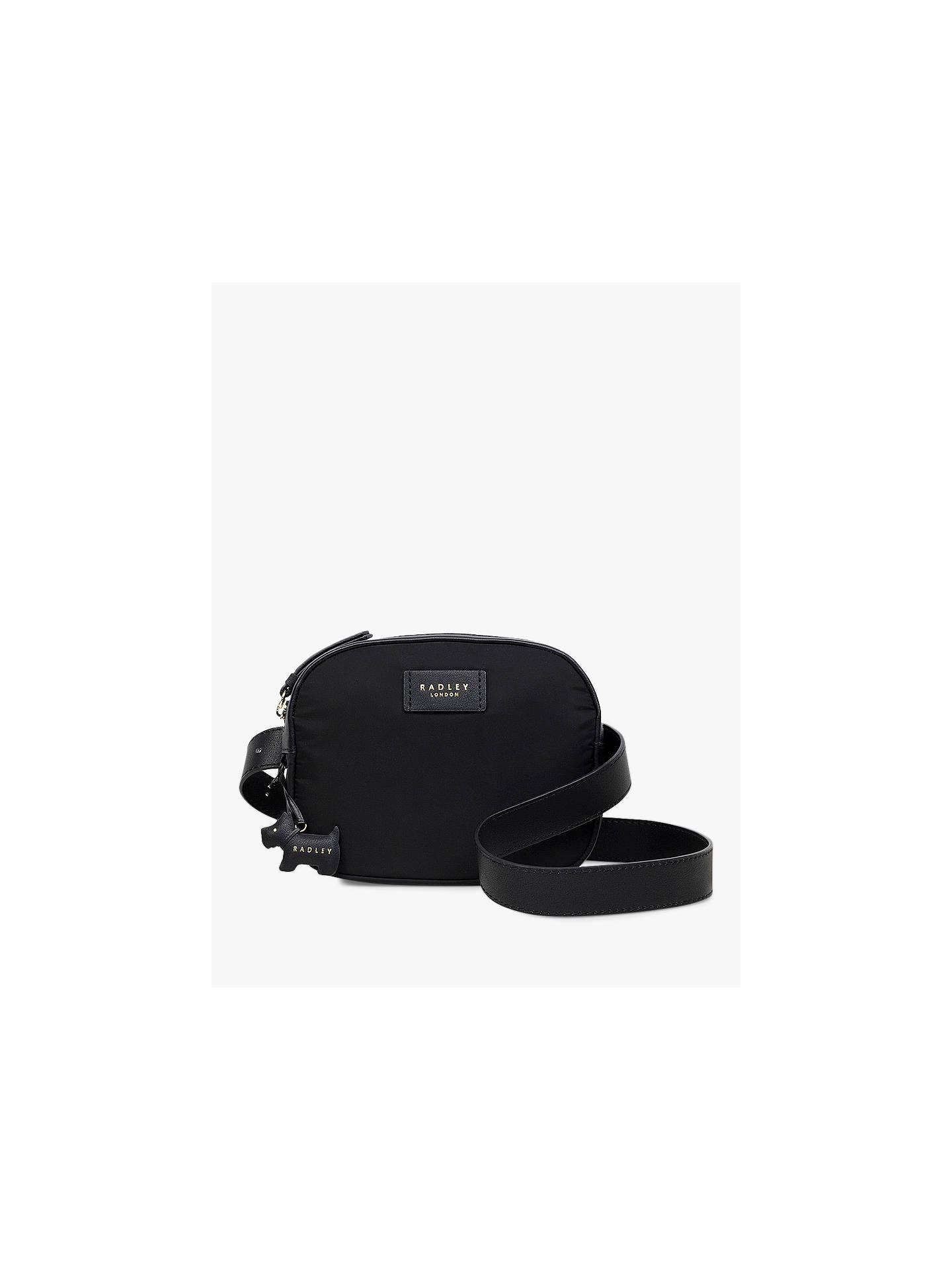 radley-winter-lane-bum-bag,-black by radley