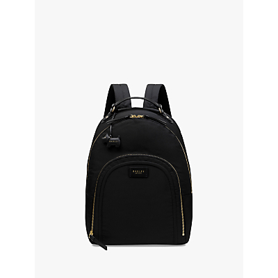 Radley Spring Park Medium Backpack, Black
