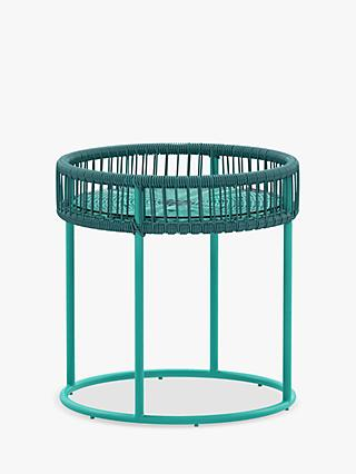 House by John Lewis Salsa Round Garden Side Table, 50cm