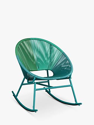 House by John Lewis Salsa Garden Rocking Chair