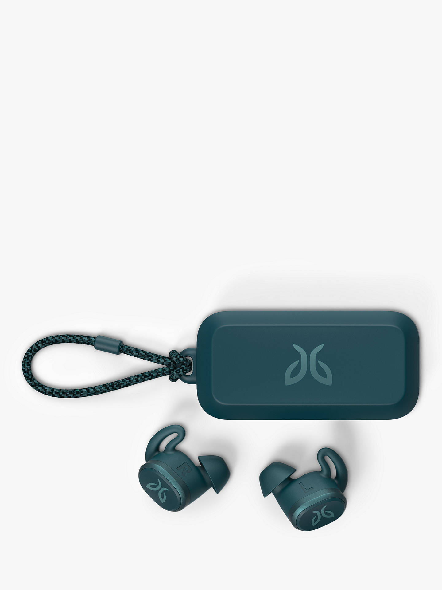 Buy Jaybird Vista True Wireless Waterproof Bluetooth In-Ear Sport Headphones with Mic/Remote, Mineral Blue Online at johnlewis.com