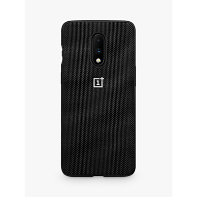 Image of OnePlus Nylon Bumper Case for OnePlus 7, Black
