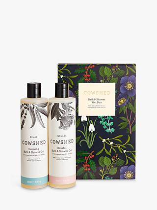 Cowshed Christmas Bath & Shower Gel Duo Bodycare Gift Set