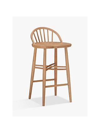 ercol for John Lewis Shalstone Bar Stool