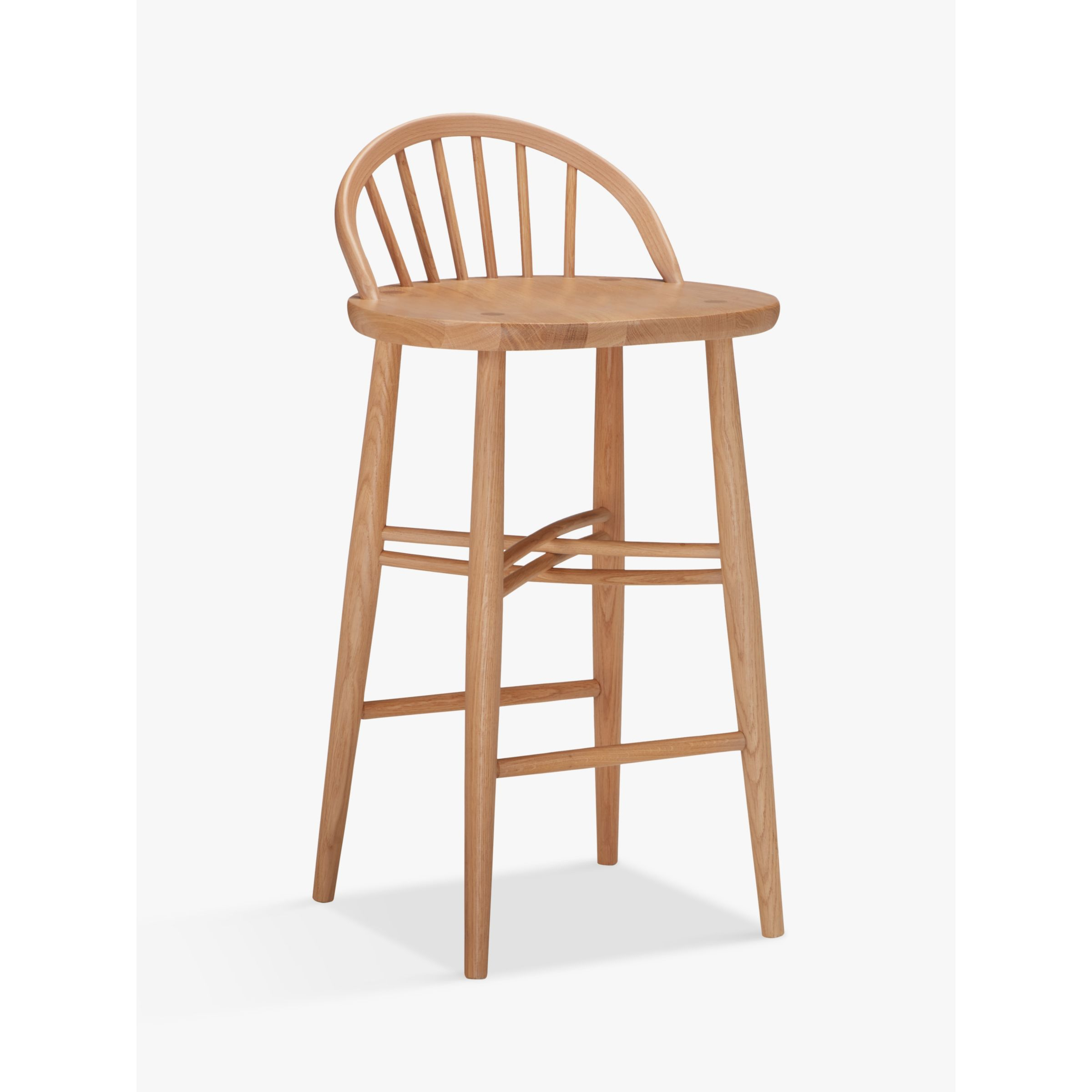 ercol for John Lewis ercol for John Lewis Shalstone Bar Stool