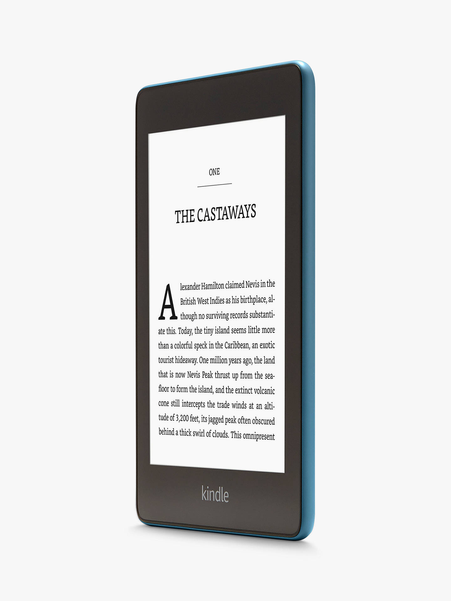 "Amazon Kindle Paperwhite, Waterproof eReader, 6"" High ..."