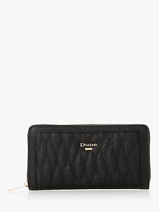 Dune Kwilt Quilted Zip Around Purse