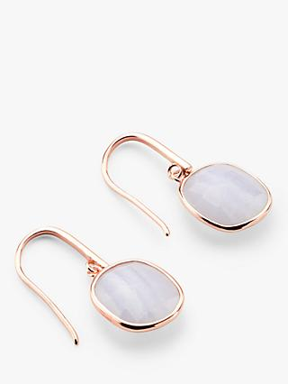 John Lewis & Partners Gemstones Simple Drop Earrings