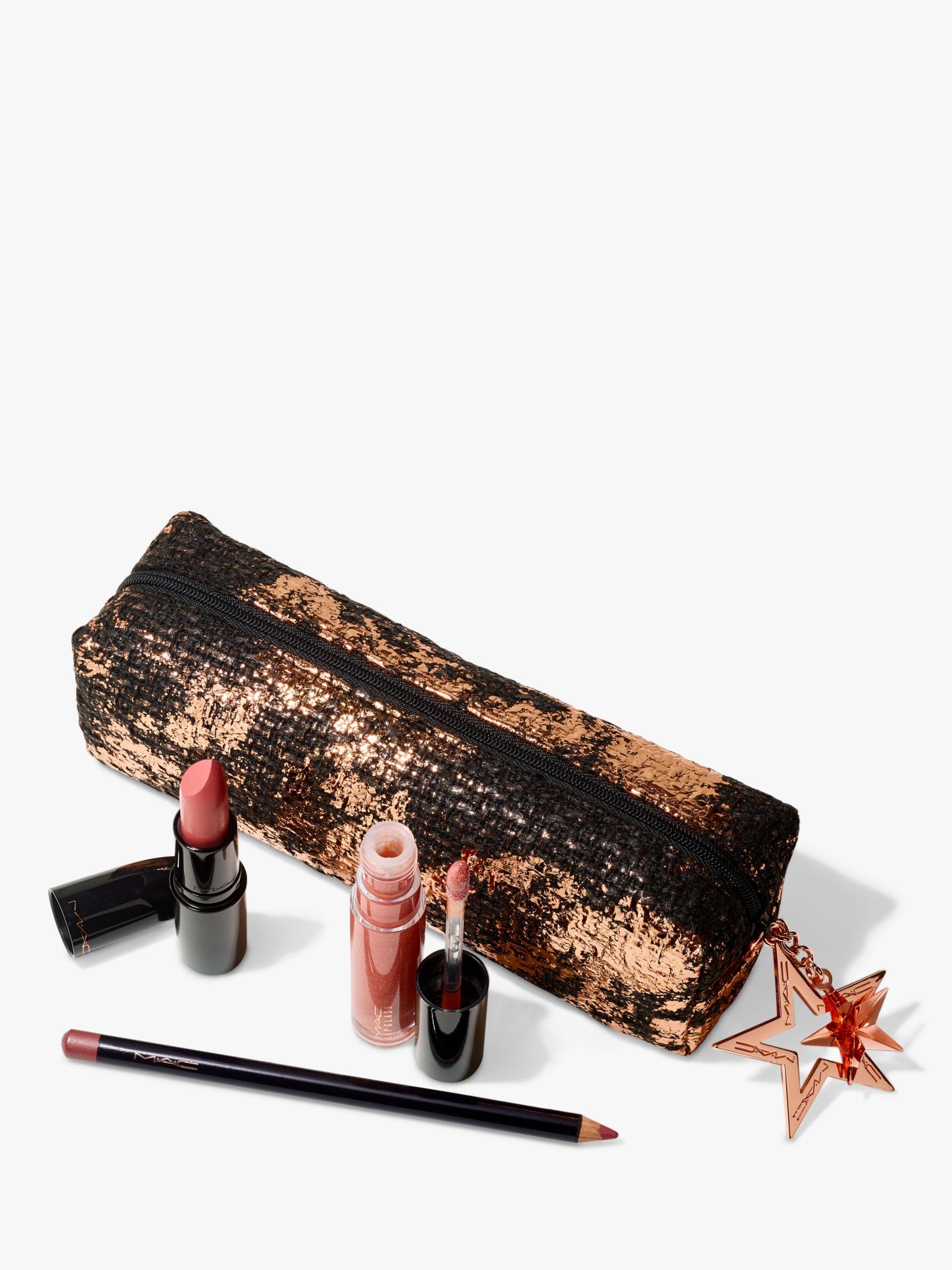 MAC Starlit Lip Bag – Neutral