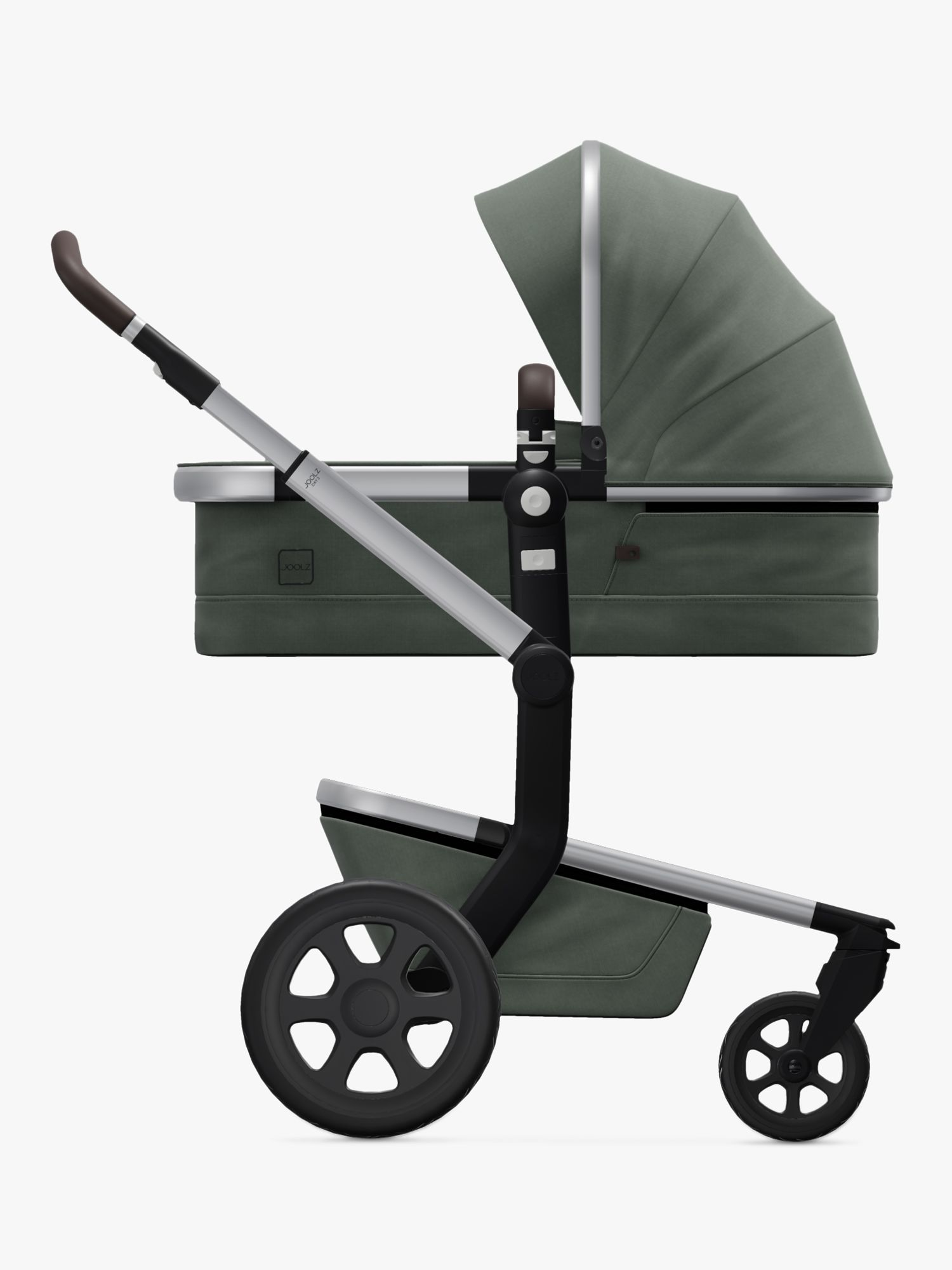 Joolz Joolz Day3 Pushchair with Carrycot, Marvellous Green
