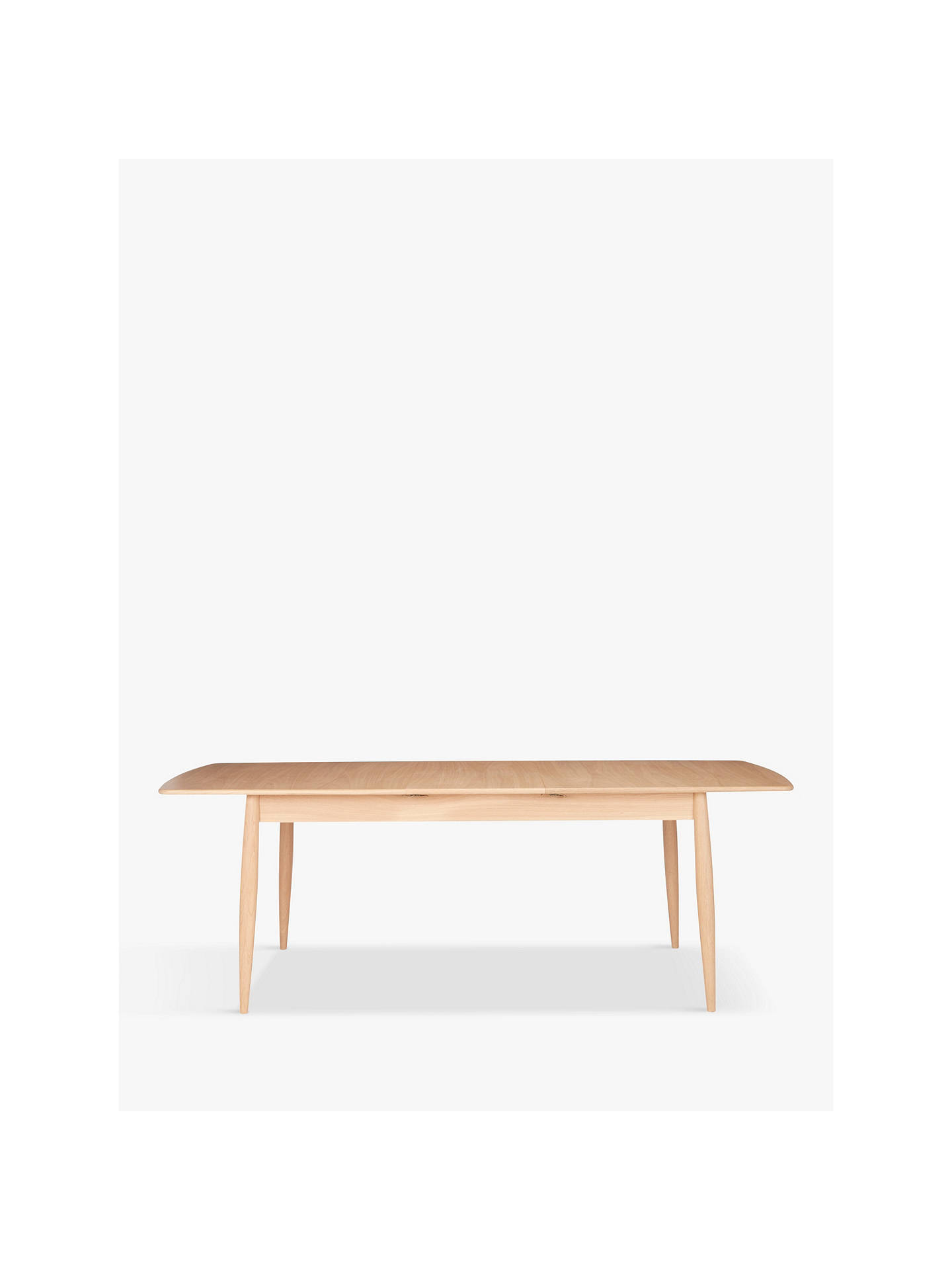 Buy ercol for John Lewis Shalstone 6-8 Seater Extending Dining Table, Oak Online at johnlewis.com