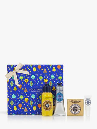 L'Occitane Shea Butter Delight Treats Bodycare Gift Set