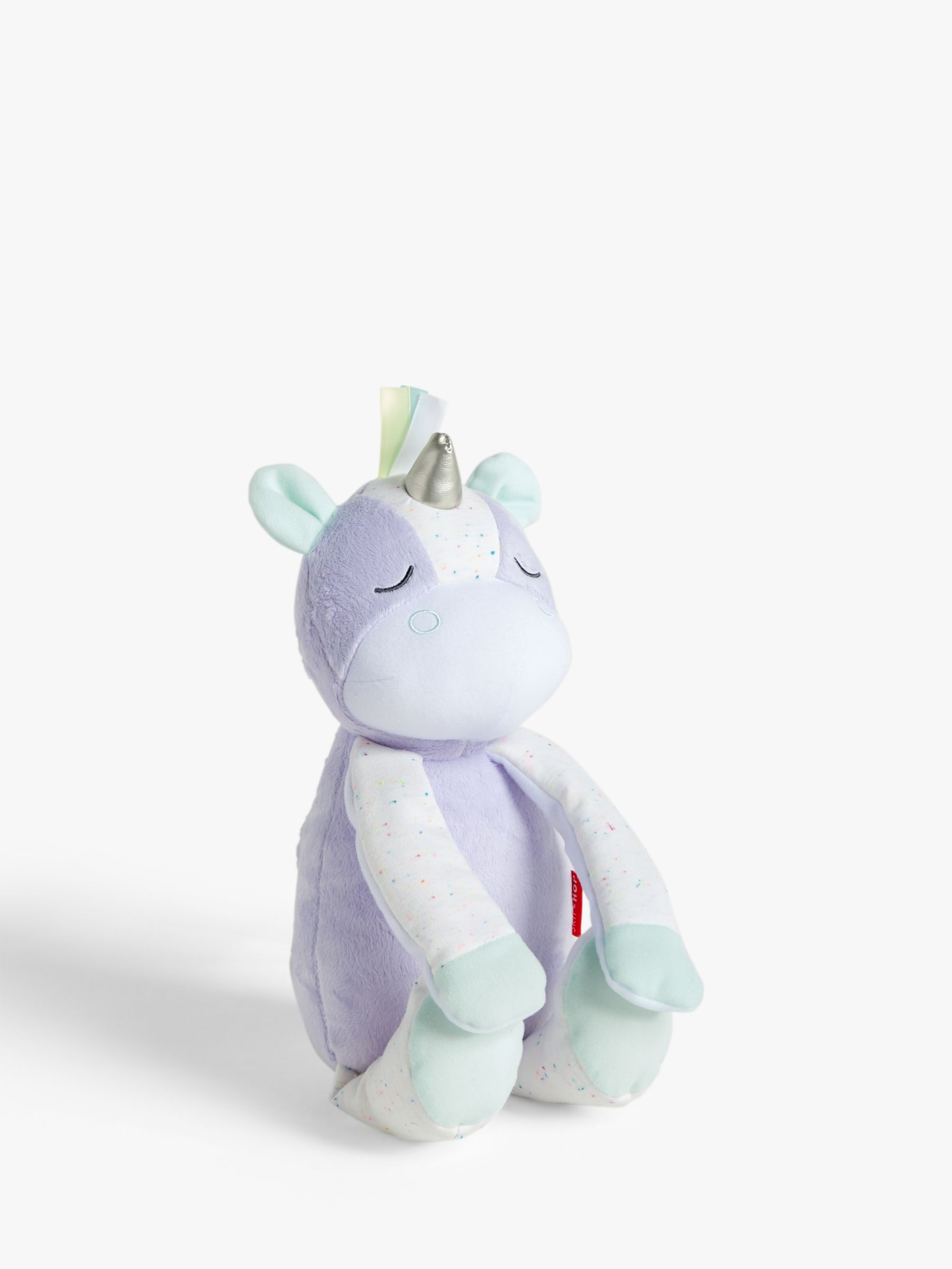 Skip Hop Skip Hop Cry Activated Soother Sleep Aid & Soft Toy, Unicorn