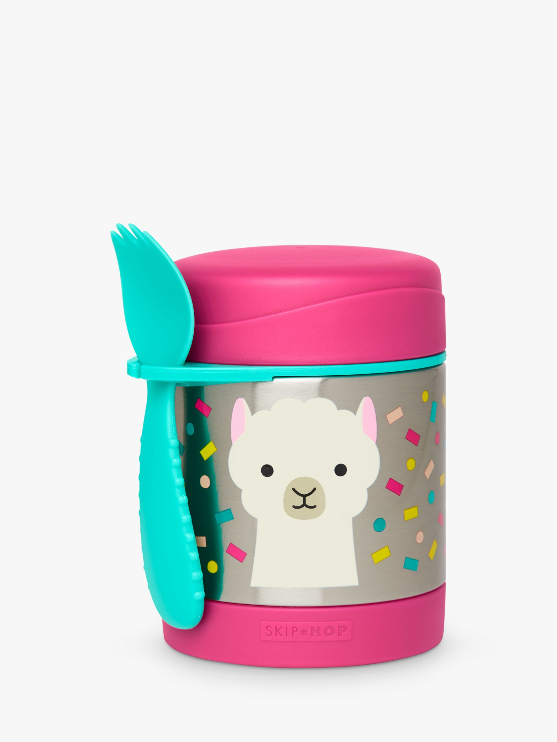 Skip Hop Skip Hop Zoo Insulated Food Jar, Llama