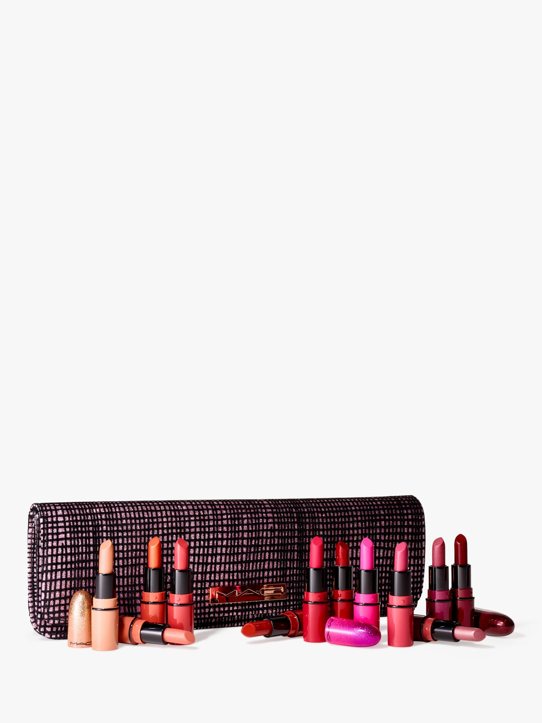 Mac Taste Of Stardom Mini Lipstick Kit Makeup Gift Set At John Lewis Partners