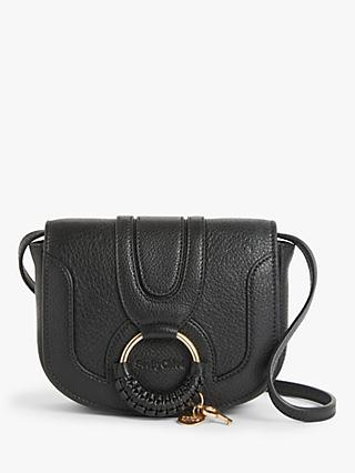 See By Chloé Mini Hana Leather Satchel Bag