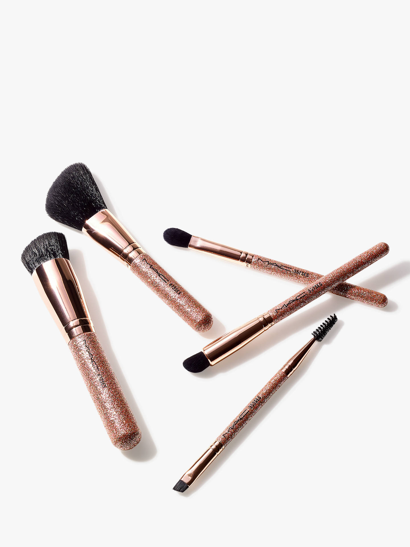 Mac Brush With The Stars Makeup Gift