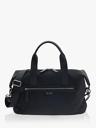 JEM + BEA SUSTAINABLE Edie Eco Changing bag, Black