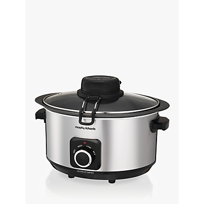 Morphy Richards 461010 Sear, Stew and Stir Slow Cooker, 6.5L