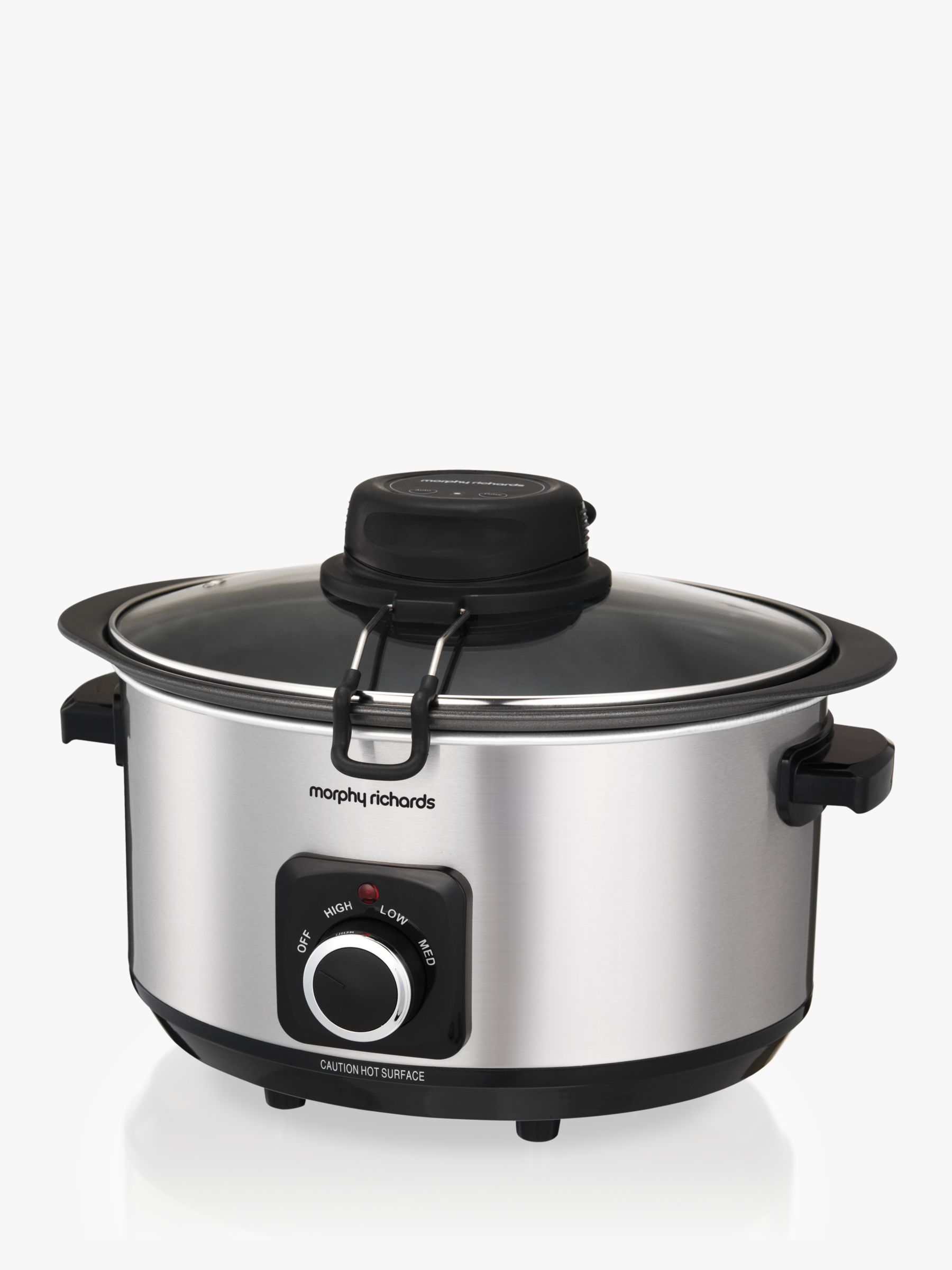 Morphy Richards Morphy Richards 461010 Sear, Stew and Stir Slow Cooker, 6.5L