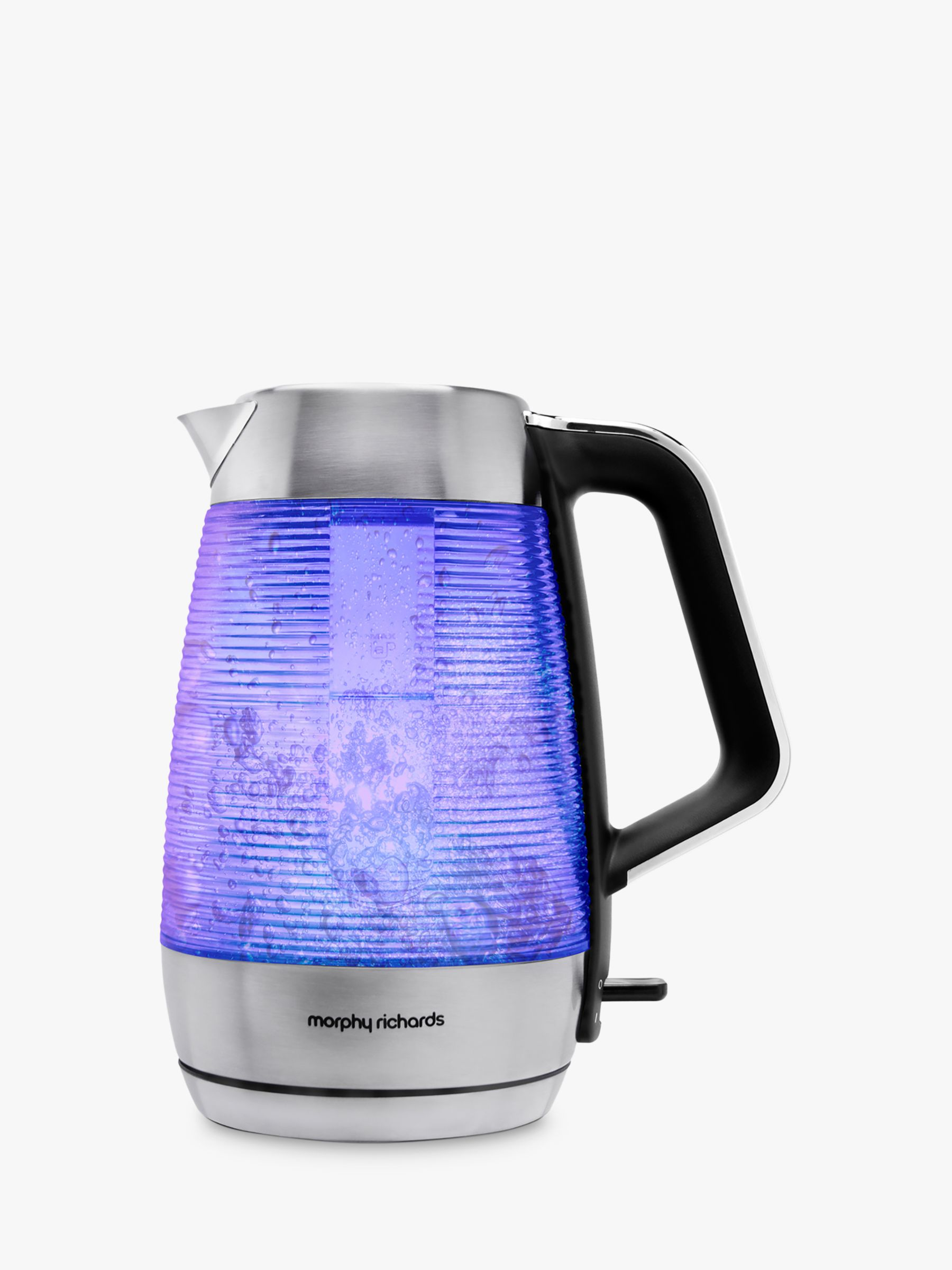 Morphy Richards Morphy Richards 108010 Vetro Dual Wall Glass Kettle