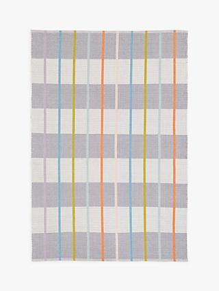 House by John Lewis Grid Rug, L180 x W120 cm