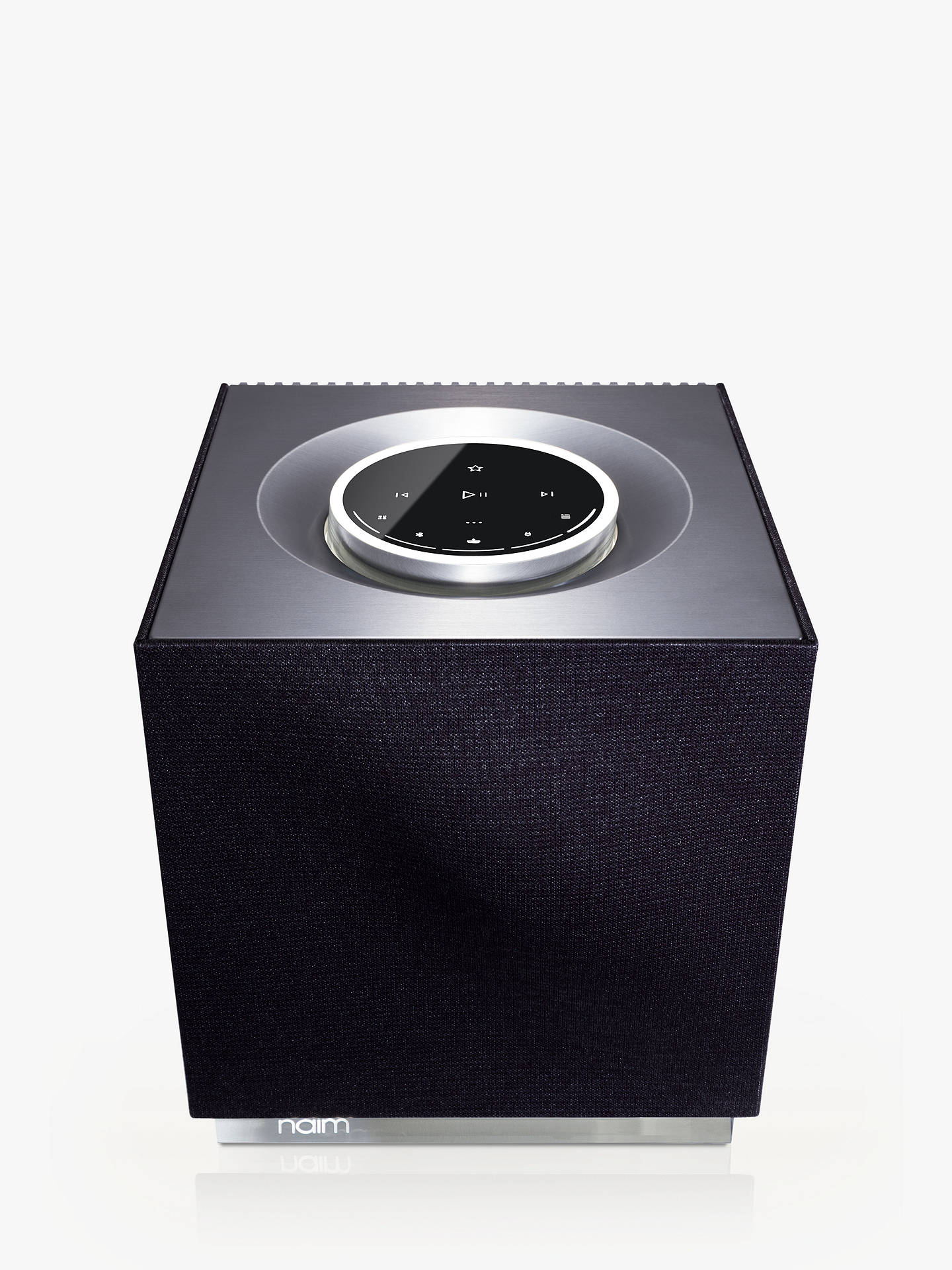 Buy Naim Audio Mu-so Qb 2nd Generation Wireless Bluetooth Music System with Apple AirPlay 2, Spotify Connect & TIDAL Compatibility Online at johnlewis.com