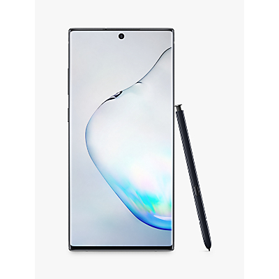 Image of Samsung Galaxy Note10+ Smartphone with S Pen, 6.8, 5G, SIM Free, 256GB