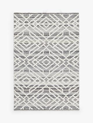 John Lewis & Partners Aztec Indoor & Outdoor Rug