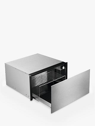 AEG KDE912924M Integrated Warming Drawer, Stainless Steel