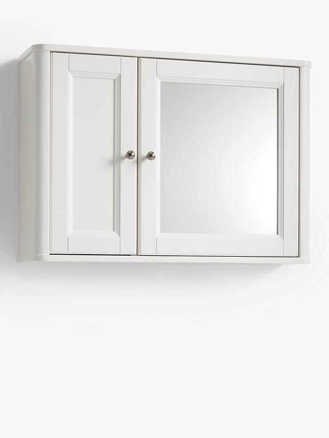 John Lewis Partners Portsman Double, Bathroom Wall Cabinet