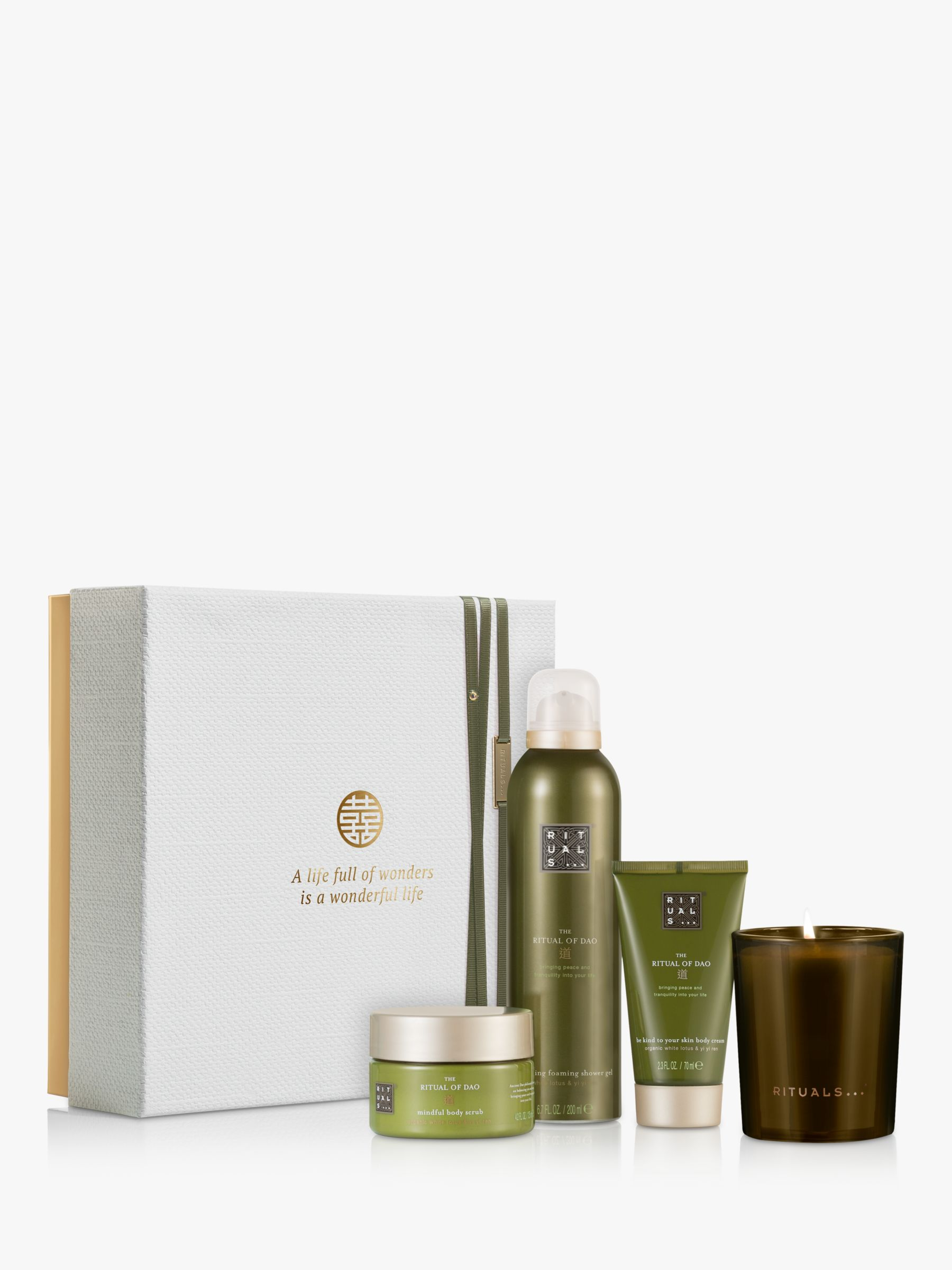Ritual of Dao Calming Bodycare