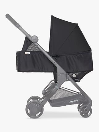 Ergobaby Metro City Newborn Carrycot Kit, Black