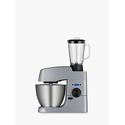 John Lewis & Partners JLSM628 Stand Food Mixer, Silver