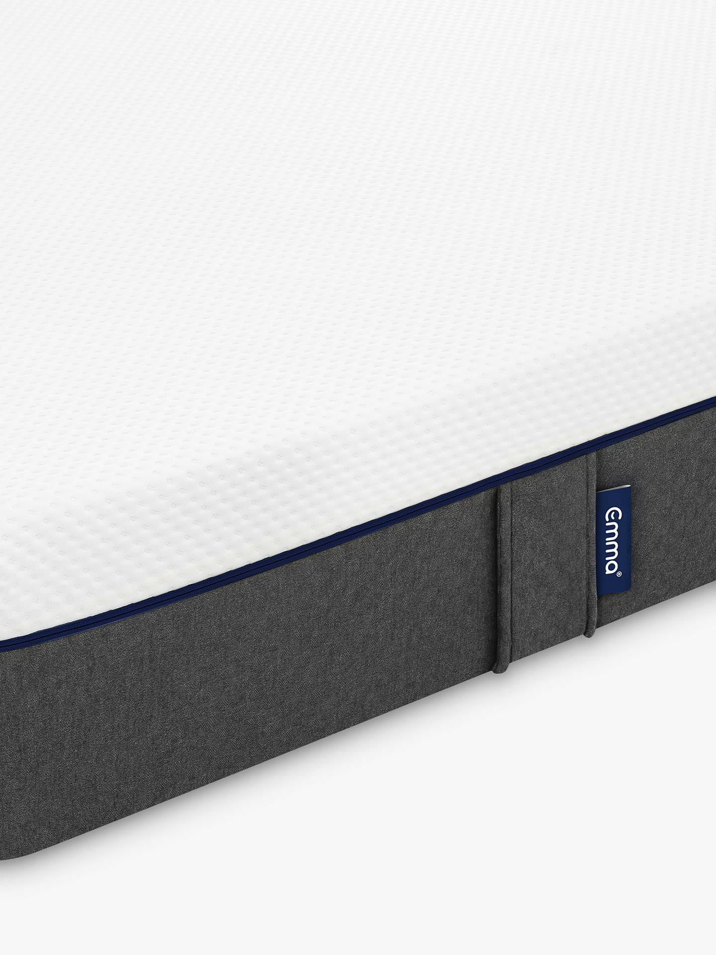 Buy Emma Original Memory Foam Mattress, Medium Tension, King Size Online at johnlewis.com