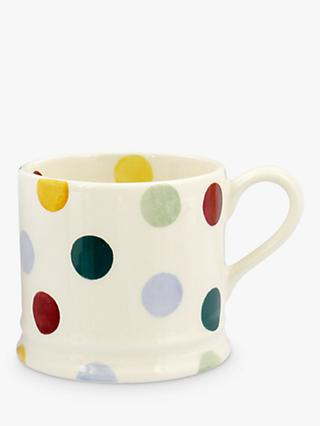 Emma Bridgewater Polka Dot Small Mug, 142ml, Multi