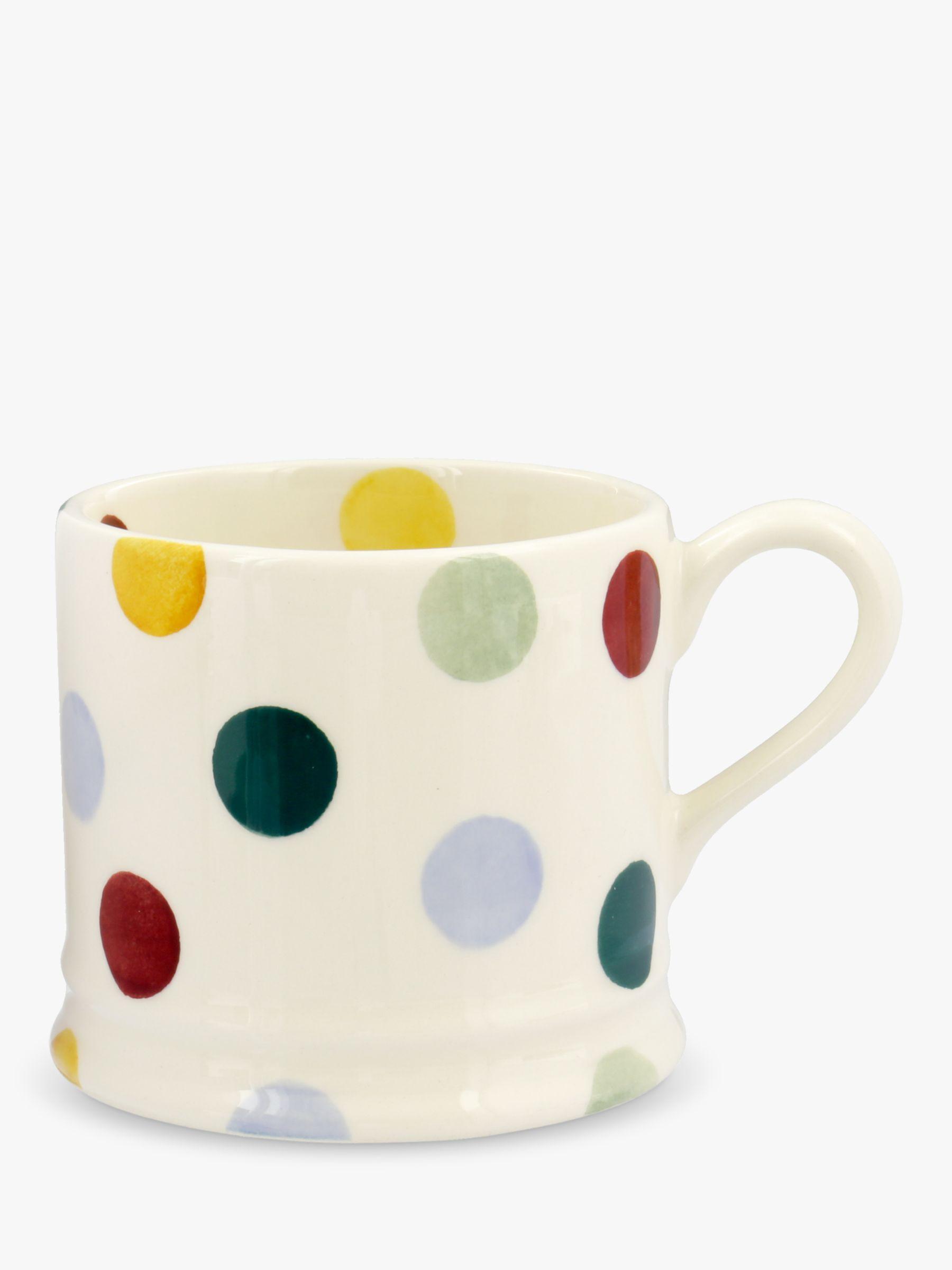 Emma Bridgewater Polka Dot Small Mug, 142ml, Multi