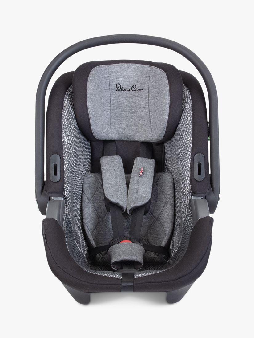 Silver Cross Silver Cross Dream i-Size Newborn Baby Car Seat, Brooklands