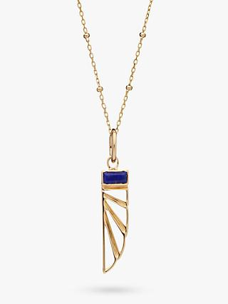 Rachel Jackson London Wing Charm Pendant Necklace