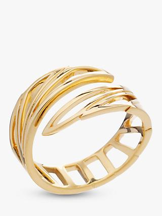 Rachel Jackson Wings of Freedom Ring, Gold