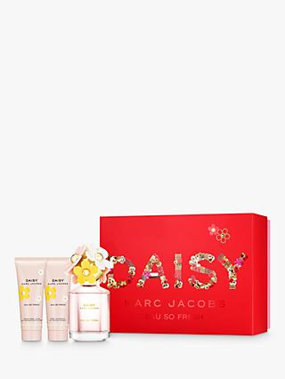 Marc Jacobs Daisy Eau So Fresh Eau de Toilette 75ml Fragrance Gift Set