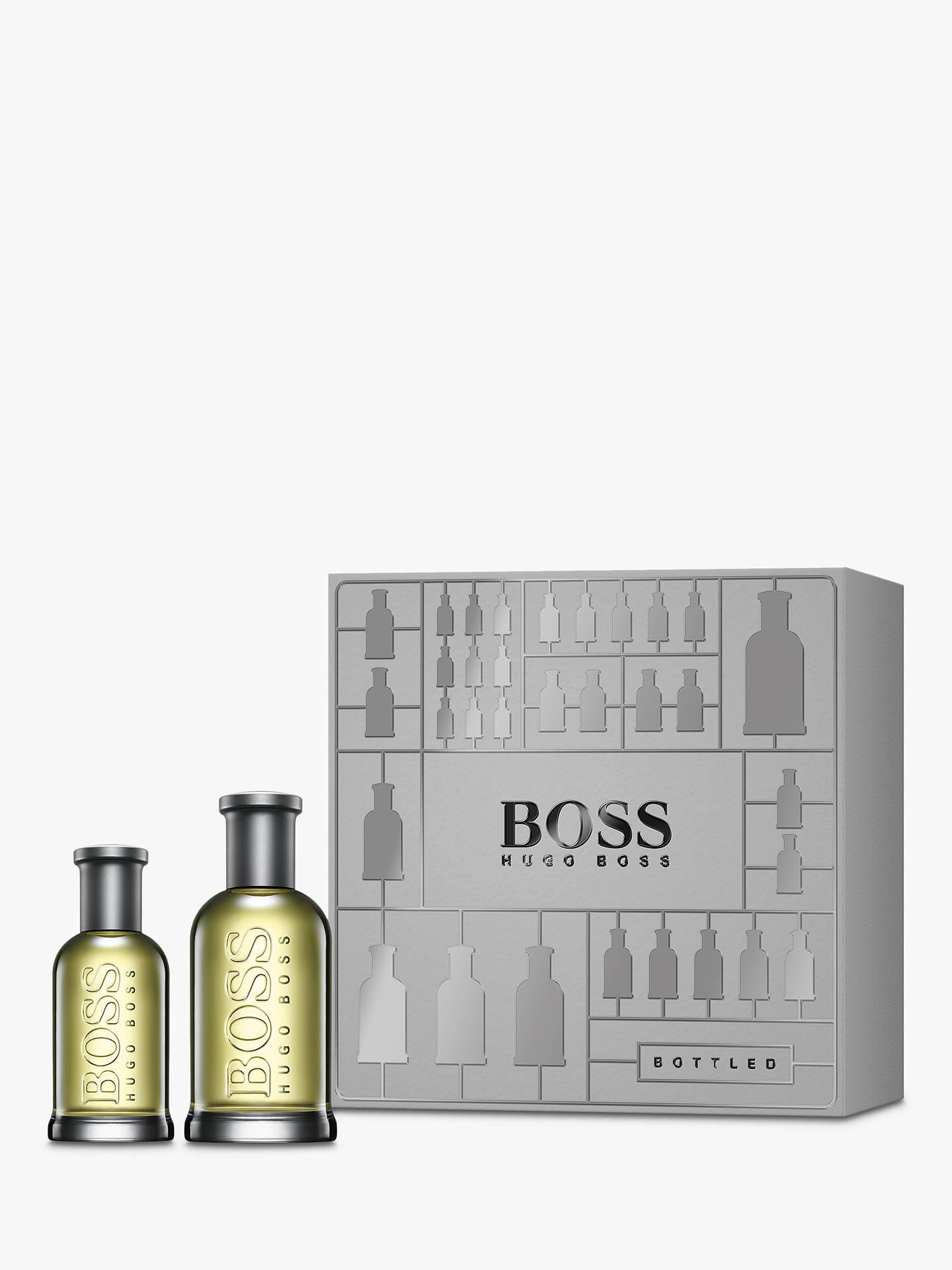 Hugo Boss Boss Bottled Eau De Toilette 100ml Fragrance Gift Set by Hugo Boss