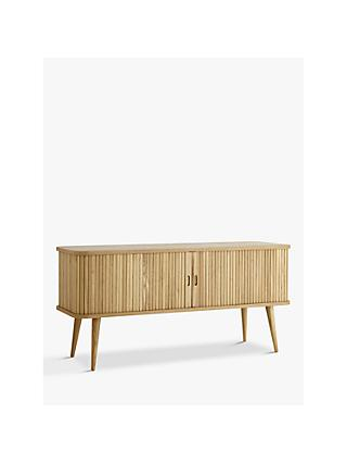 John Lewis & Partners Grayson TV Stand Sideboard for TVs up to 60""